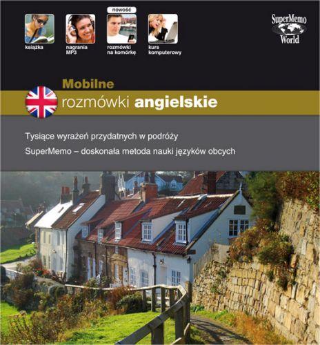 . Mobilne rozmówki angielskie (PC) SuperMemo cena od 0,00 €