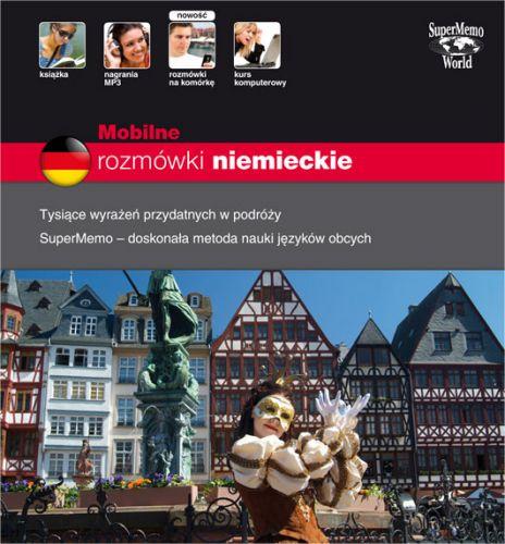 . Mobilne rozmówki niemieckie (PC) SuperMemo cena od 0,00 €