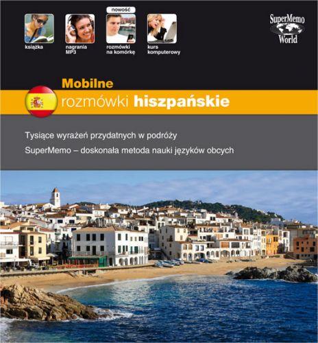 . Mobilne rozmówki hiszpańskie(PC) SuperMemo cena od 0,00 €