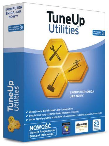 . TuneUp Utilities 2011 PL - 3 - stanowiska cena od 0,00 €