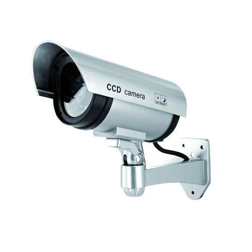 4World SECURITY Atrapa kamery pro monitoring vnější/vnitřní s LED diodou cena od 0,00 €