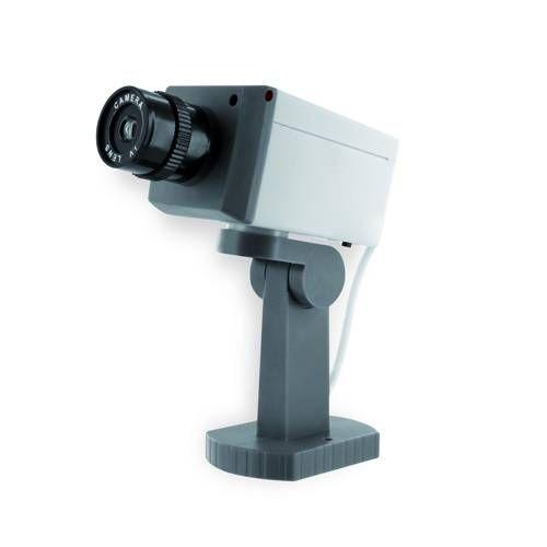 4World SECURITY Atrapa kamery do monitoringu wew. z czujką ruchu cena od 0,00 €