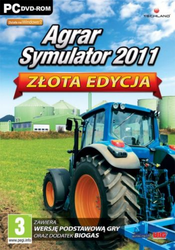 . Agrar Symulator 2011 Złota Edycja (PC) cena od 0,00 €