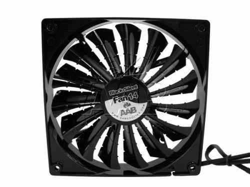 AAB Cooling Black Silent Fan 14 1000rpm cena od 0,00 €
