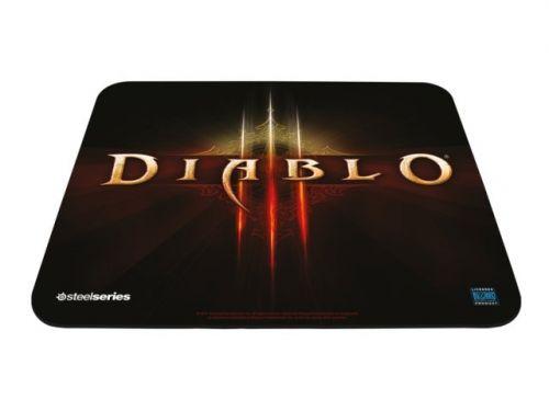 STEELSERIES Podložka pod my' QcK Diablo III Barbarian Edition