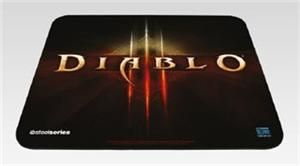 Steelpad SteelSeries QcK mini Diablo III Logo
