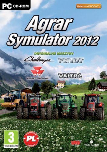 . Agrar Symulator 2012 (PC) cena od 0,00 €