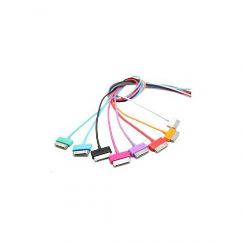 4World Kabel USB 2.0 do iPad / iPhone / iPod transfer/ładowanie 1.0m czerwony cena od 0,00 €