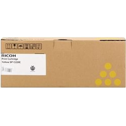 . RICOH Tusz yellow do C220/ 221/ 222 N/ DN /S /SF cena od 78,90 €