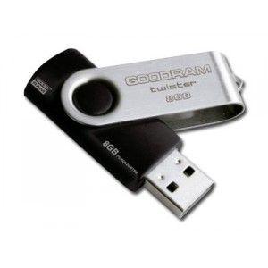 GoodRAM GoodDrive 8GB USB 2.0 Twister Euro 2012 Retail cena od 0,00 €