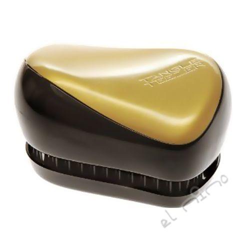Tangle Teezer - COMPACT - cestovné - čierny a zlatý compact - Tangle Teezer + DARČEK ZADARMO cena od 15,80 €