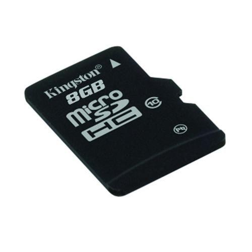 Kingston Micro SDHC class 10 8 GB