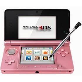 Konzole Nintendo 3DS Pink