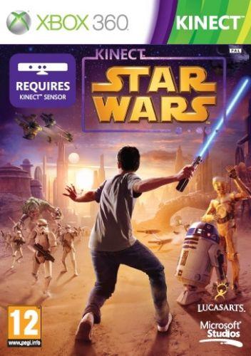 Microsoft Hra Xbox 360 - Star Wars (Kinect ready)