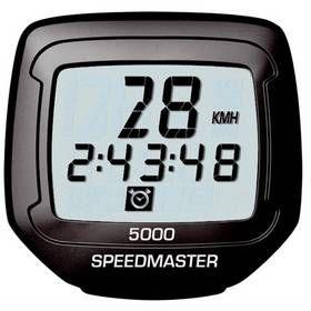 Sigma Sport Cyklocomputer Sigma SPEEDMASTER 5000 - černá cena od 8,20 €