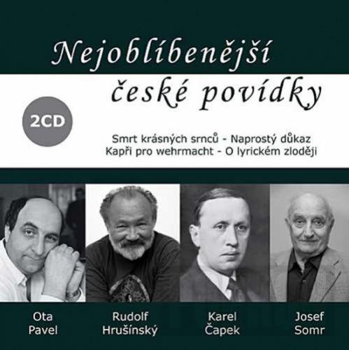 Popron music Nejoblíbenější české povídky