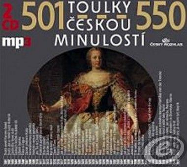 RADIOSERVIS Toulky českou minulostí 501 - 550