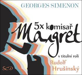 RADIOSERVIS 5x komisař Maigret