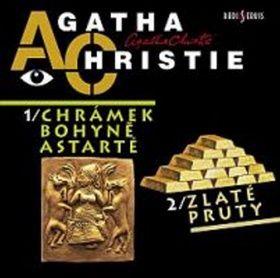 RADIOSERVIS Chrámek bohyně Astarté / Zlaté pruty