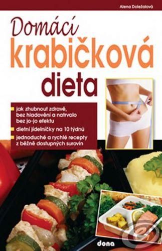 DONA Domácí krabičková dieta - Alena Doležalová cena od 9,18 €