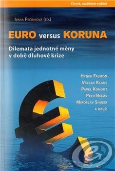 Centrum pro studium demokracie a kultury (CDK) Euro versus koruna cena od 0,00 €