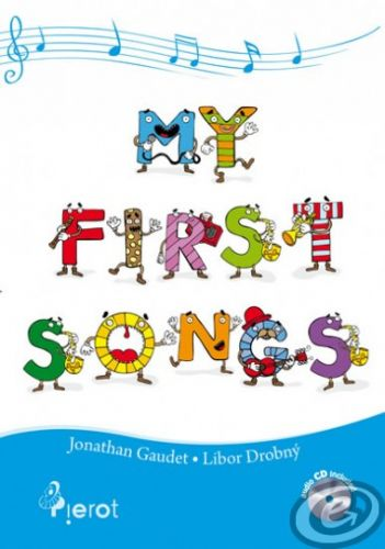 Pierot My first songs + CD - Jonathan Gaudet