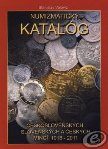 Aunum, s. r. o. Numizmatický katalóg československých, slovenských a českých mincí 1918 - 2011 - Stanislav Valovič cena od 0,00 €