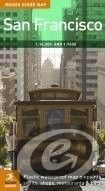 Rough Guides San Francisco Map cena od 0,00 €