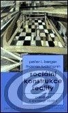 Centrum pro studium demokracie a kultury (CDK) Sociální konstrukce reality - L. Berger Peter, Thomas Luckmann cena od 0,00 €