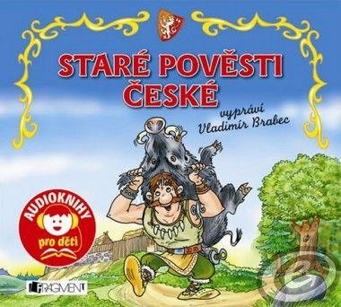 FRAGMENT Audiokniha Staré pověsti české