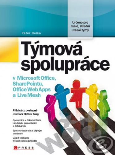 Computer Press Týmová spolupráce - Peter Belko cena od 12,46 €