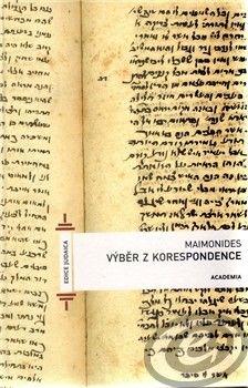 Academia Výběr z korespondence - Maimonides cena od 0,00 €