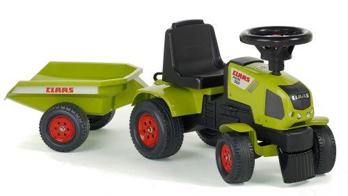 Falk Odrážadlo traktor s vlekom