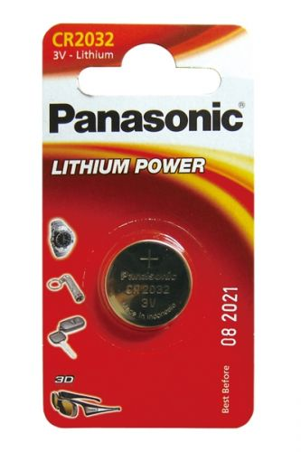 Panasonic CR2032 cena od 2,80 €
