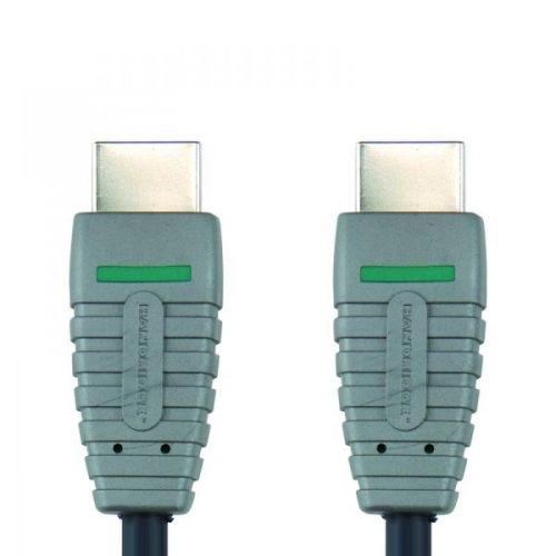 Bandridge HDMI A konektor - HDMI A konektor délka 2m