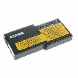 Avacom Baterie IBM ThinkPad R32/ R40 Series Li-ion 14,4V 4600mAh cena od 0,00 €