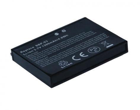 Avacom Baterie Asus MyPal A636/A632/A639 Li-ion 3,7V 1300mAh / 4,8Wh cena od 0,00 €