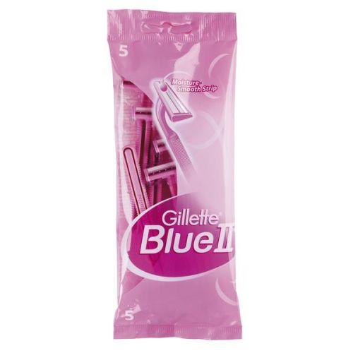 Gillette modrý II 5ks