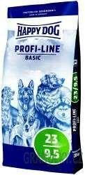 HAPPY DOG Krokette 23/9,5 20 kg