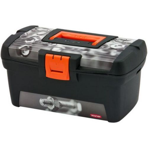 99099a575d27c Kufor na náradie Curver 02898-T07 čierny/oranžový od 0 € - Najlepsie-ceny.sk