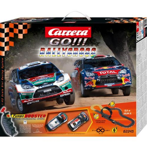 Autodráha Carrera 62245 Rallycross