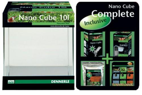 Dennerle Mini-akvárium NANO CUBE Complete 10L..