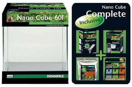 Akvárium Dennerle NANO CUBE Complete 60L
