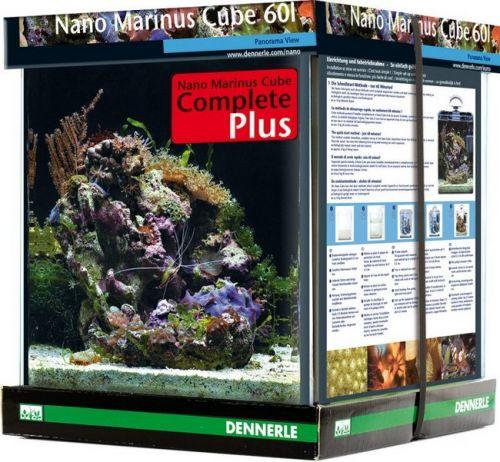 Dennerle Akvarijní set NANO MARINUS CUBE Complete Plus 30L..