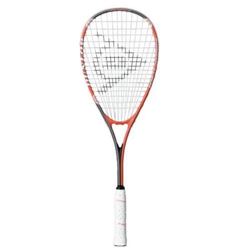Squash raketa Dunlop FIREPOWER Titanium (Titanium Alloy)