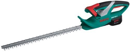 Nožnice na živý plot Bosch AHS 48 LI, holé nářadí, aku