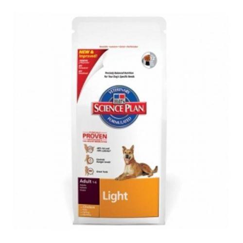 Hill´s Pet Nutrition Hills Canine Adult Light 1kg cena od 0,00 €