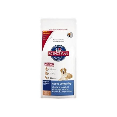 Hill´s Pet Nutrition Hills Canine Senior Lamb 12kg cena od 0,00 €