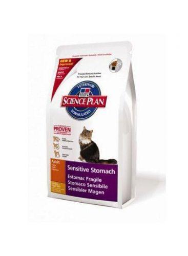 Hill´s Feline Adult Sensitive Stomach 400g cena od 0,00 €