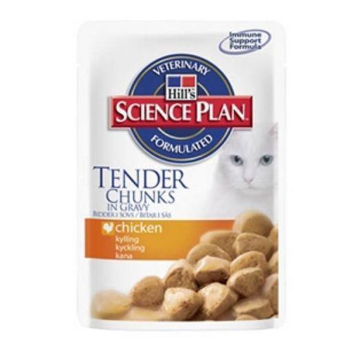 Hill´s Pet Nutrition Hills Feline kapsa Adult Kuře100g cena od 0,00 €